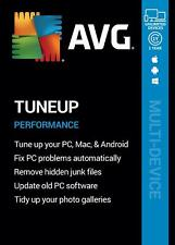 AVG TUNEUP 2021  - FOR 10 DEVICES - 2 YEAR - DOWNLOAD