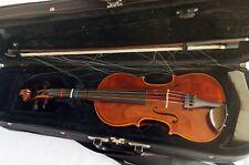 Vtg CORE Academy 1/2 Size Violin CORE-A10 model W/ Glasser NY Bow Nice