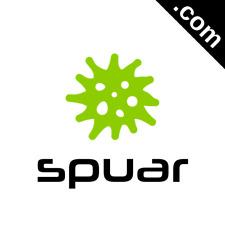 SPUAR.com 5 Letter Short .Com Catchy Brandable Premium Domain Name for Sale
