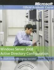 Exam 70-640 Windows Server 2008 Active Directory Configuration - GOOD