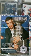 rare Slava VOYNOV Day with the CUP # DC6 Kings 2014-15 Upper Deck series 1  SP