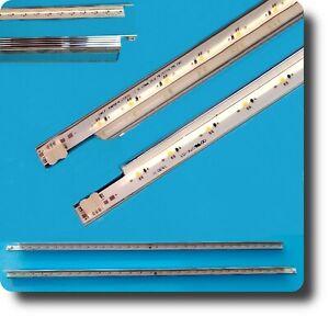 Kit 2 barre led V6LF_490SFA V6LF_490SFB Louvre 49 UA49K5300 UE49K5100 UN49K5100