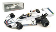 Spark s4345 Brabham Bt44 # 8 Winner Brasil Gp 1975-Carlos Pace 1/43 Escala