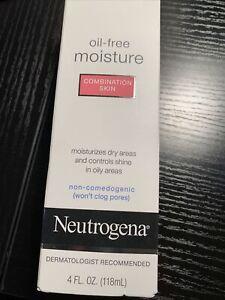 Neutrogena Oil-Free Facial Moisturizer - 4 fl oz