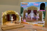 Calico Critters Sylvanian Families Ballet Theater Stage Ballerina Bell Bunny Box
