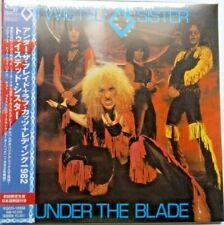 Twisted Sister - Under the Blade + 5 Bonutstr. Japan mini LP SHM-CD VQCD-10250