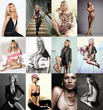 Kate Moss - Hot Sexy Photo Print - Buy 1, Get 2 FREE - Choice Of 26