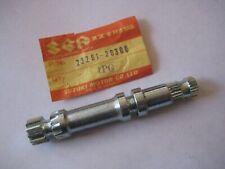SUZUKI TS185/125/100/TM125/100/TC125/RM125/100/DS CLUTCH RELEASE PINION NOS!