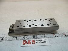 Schneeberger NK 2-110B Frictionless Cross Roller Linear Slide Table 70mm Travel
