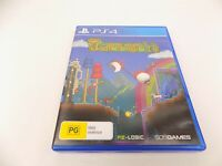 Mint Disc Playstation 4 Ps4 Terraria Free Postage