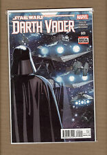 Darth Vader #9 STAR WARS MARVEL COMICS  2015 NM