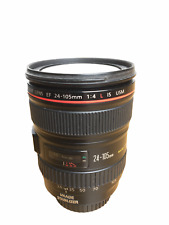 Canon EF 24-105mm f/4L IS USM Lens !!! Excellent Conditions !!!