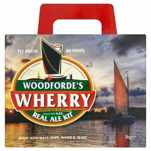 Woodforde's Wherry Real Ale Kit