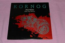 Kornog - Premiere ~ Music From Brittany 1984 Green Linnet - FAST SHIPPING!!!