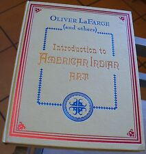 New listing Introduction To American Indian Art Oliver Lafarge 1970 First Free Us Shipping