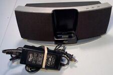Klipsch iGroove SXT 30-Pin iPod/iPhone Audio Speaker System Sound Dock W Adapter