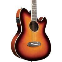 Ibanez Talman TCY10 Acoustic-Electric Guitar Vintage Sunburst