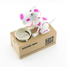 Kids Gifts box Choken Bako Money can Greedy Dog Robotic Money Bank Saving 1PC