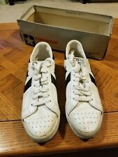 Vintage 80's Converse All Star Oxford Persuader Basketball Shoes W/ Box Size 7