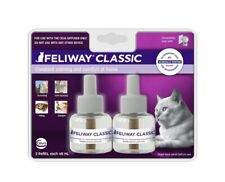 (NEW) Feliway Classic CAT Diffuser Refills 2ct