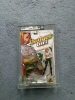 Danger Girl Abbey Chase Action Figure (NEW/SEALED) McFarlane Toys