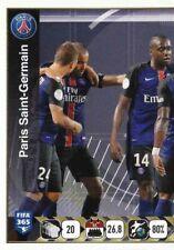 Panini Sticker Fifa 365 2016 Nr. 447 Paris SaintGermain Puzzle Sticker NEU Bild