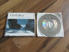 CHRIS REA Tell Me There's Heaven OOP 1994 GERMANY CD single
