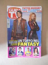 GUIDA TV n°26  2012 [G764] CRAIG HORNER TABRETT BETHELL