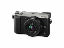 Panasonic Lumix GX80 + 12-32mm Lens Kit - DMC-GX80K - Silver