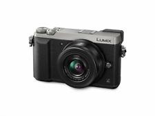 Panasonic Lumix GX80 + 12-32mm Lens Kit - DMC-GX80K - Silver