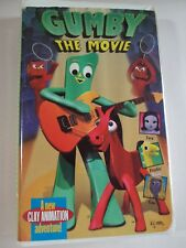 "35mm Feature Film/Color Cartoon ""GUMBY"" Claymation 1995"