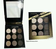 Collection Work The Colour Eyes Nude Eye 8 Colour Shadow Palette 1 HIGHLIGHTER