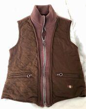 Post Card Women's Brown vest, XS