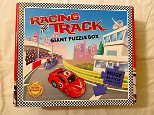 Puzzle-Racing Track - Rare in America-From Australia Brand New
