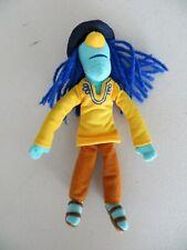 Zoot Plush Doll Muppets Electric Mayhem Band Sababa 8 inch