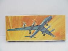 MES-44957Plasticart 1:100 Tupolev TU-20 Bausatz geöffnet,