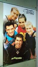 Nsync Vintage Group Justin Timberlake Poster