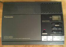 EUC - Panasonic Easa-Phone KX-T2100 Automatic Telephone Answering System