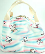 Lunchbag Unicorns Double strap Insulated Purse Handbag Cold / Hot container