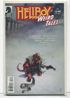 Hellboy #3 NM  Weird Tales  Dark Horse Comics CBX100