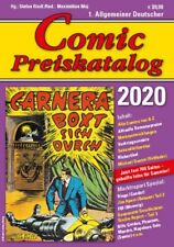 Comic-Preiskatalog 2020 NEU Hardcover Vorbestellung Neue Preise Lehning Marvel