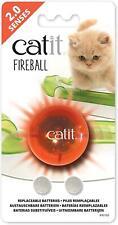 Catit 2.0 Senses Ball für Katzen Haustier Spielzeug Bälle