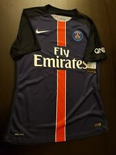 PSG Paris Saint-Germain Authentic Jersey Player Issue 2015/2016 Size M Maillot