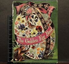 The Golden Egg Book A Big Golden Book by Margaret Wise Brown 1947 1st edition