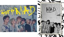 Mad [Horizontal Version] by GOT7 (CD, Oct-2015)