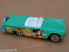 Matchbox 57 THUNDERBIRD Mickey LOOSE Green