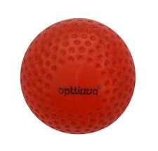 Opttiuuq Dimple Hockey Ball - Orange