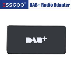 Dab+ Box Radio Digitale Antenna Trasmettitore Alimentato per autoradio Android