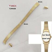 Timex Bracelet de Rechange pour T2M568 Cavatina Femme - Élastique - S'Adapter
