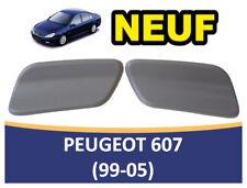 CACHE TROU DE LAVE PHARE DROIT PEUGEOT 607 1999-2005 NEUF 6438 F6